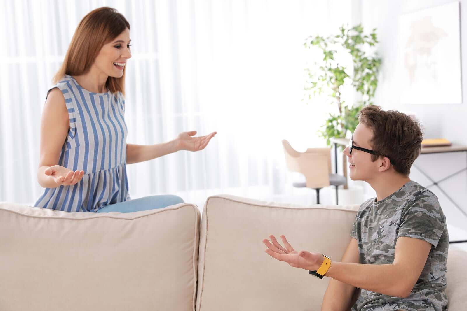 Stop Interrogating Your Teenager: Just Dialogue