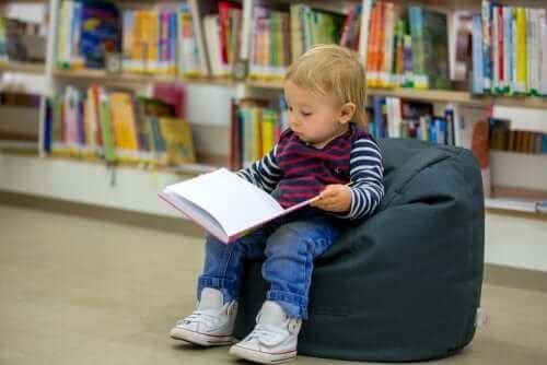 Baby Library: A Special Space Just for Babies
