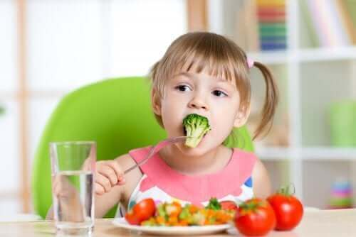 6 Questions and Answers About Child Nutrition