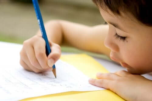 The Symptoms of Dysgraphia in Children