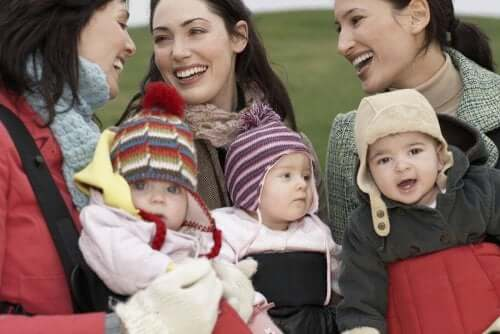 The Benefits of Having a Tribe for Mothers