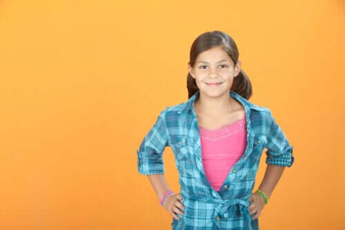 Characteristics of Children with High Self-Esteem
