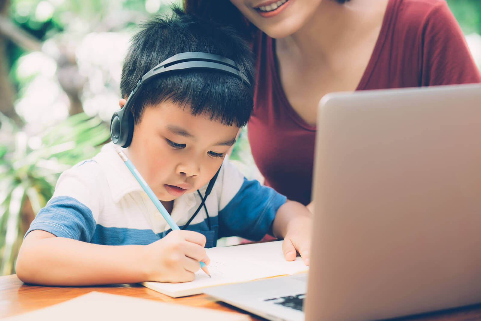 4 Activities for Improving Written Expression at Home