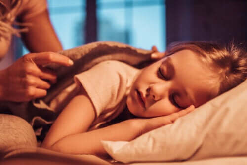 What Time Should Children Go to Bed on a School Night?