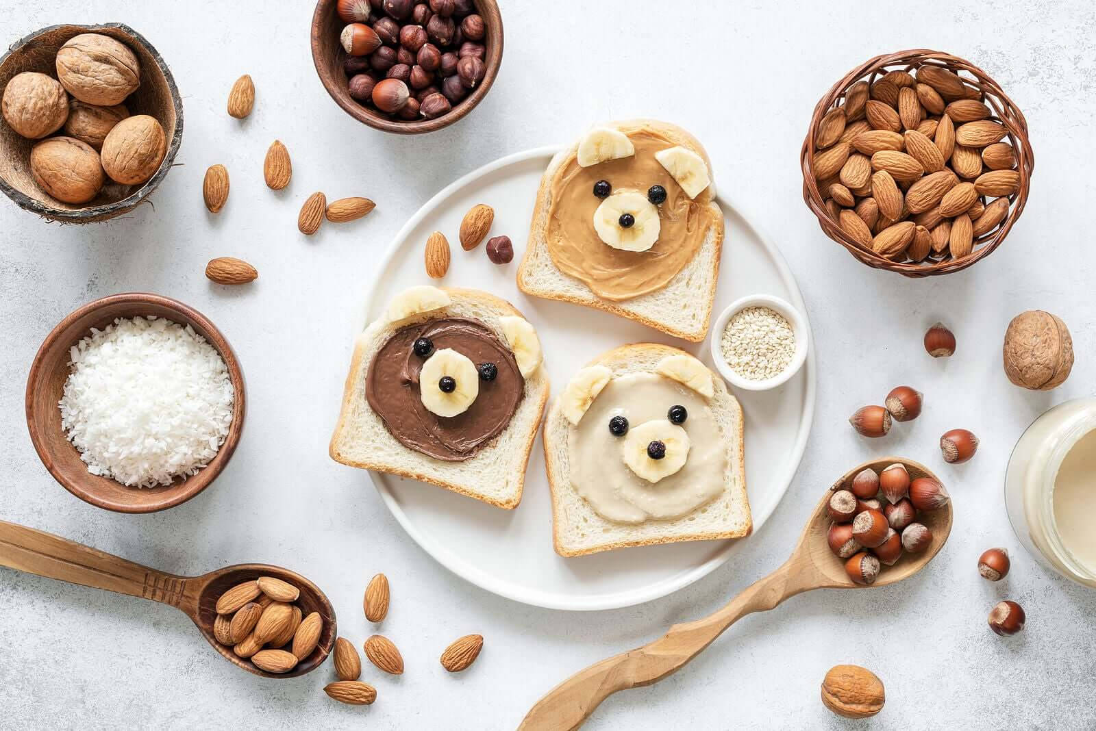 The Health Benefits of Nuts for Children