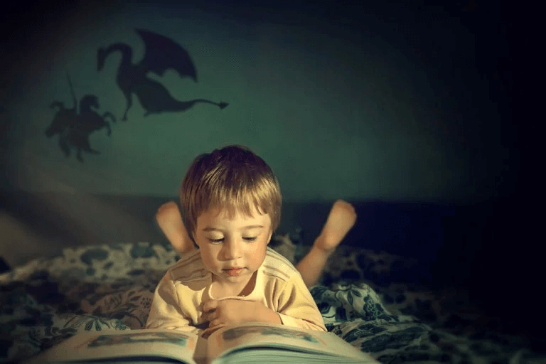 Books for Children Between 4 and 5 Years Old