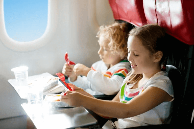 On Vacation: Legalities of Flying with Children