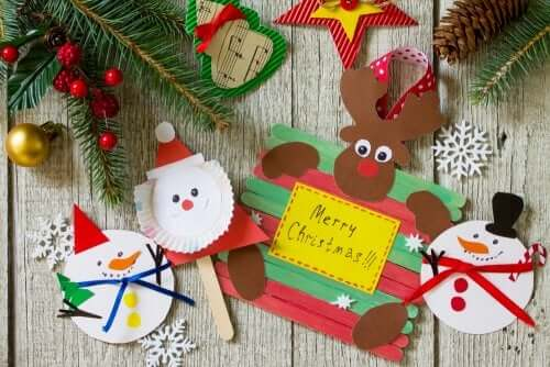 Craft Ideas to Welcome the Winter Season