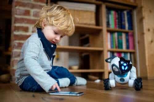 Artificial Intelligence for Children