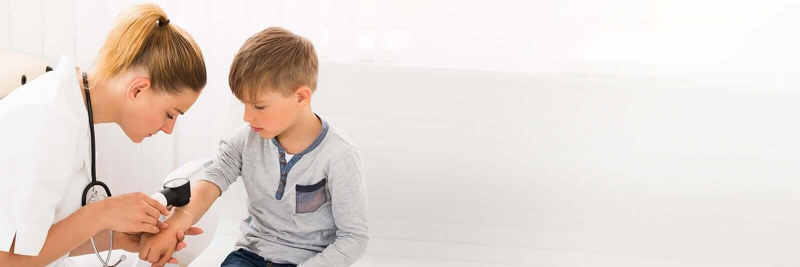 Melanoma in Children and Adolescents