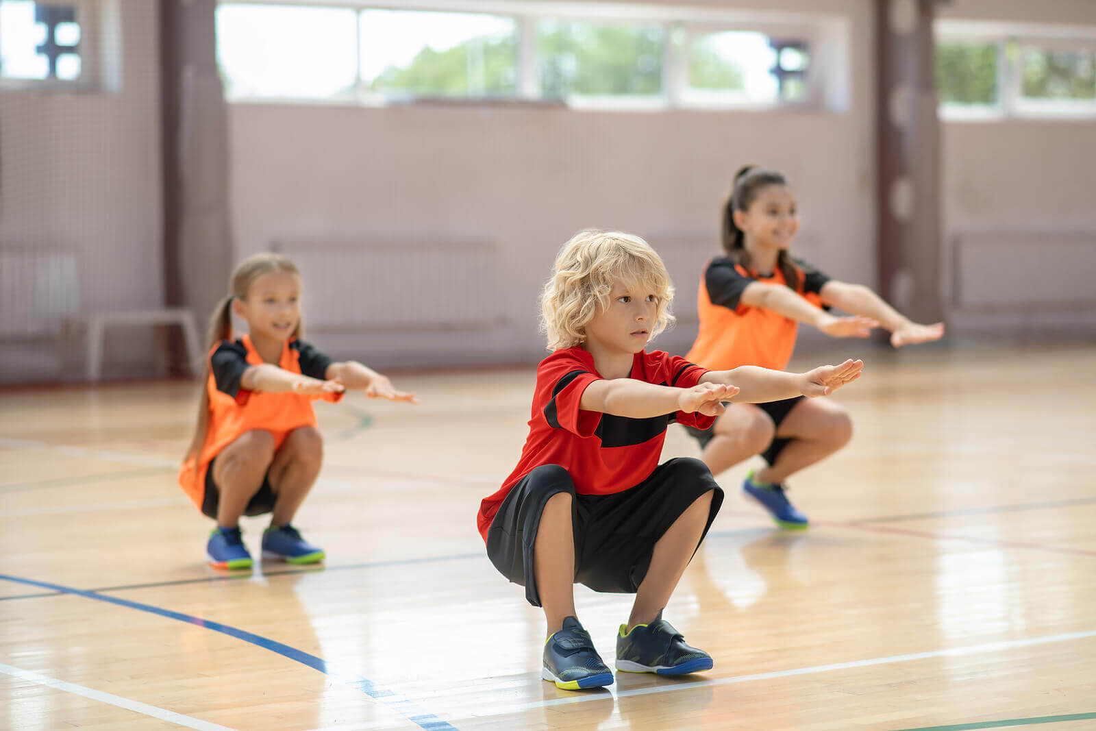 Benefits of Endurance Training for Children