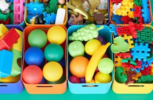 The Mess Is Over! Tips to Organize Your Children's Toys