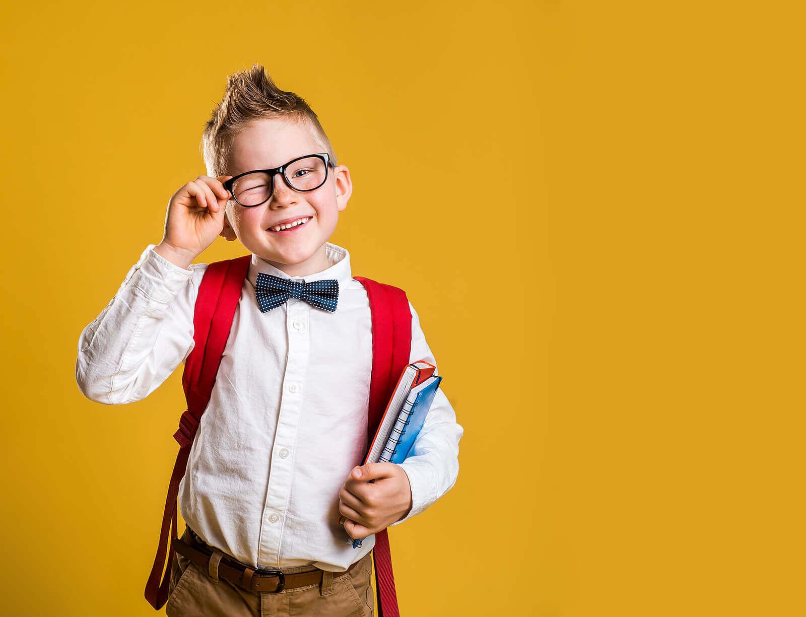 11 Characteristics of Child Geniuses
