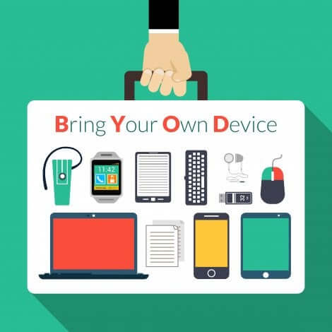 The BYOD Model in Education: Advantages and Disadvantages