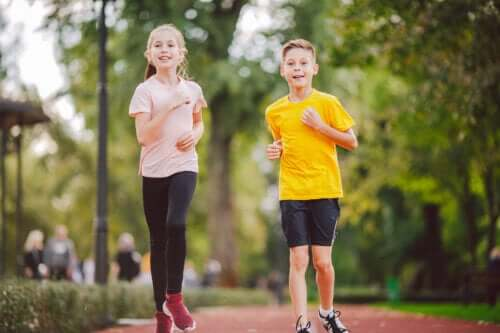 3 Warm-Up Games for Children