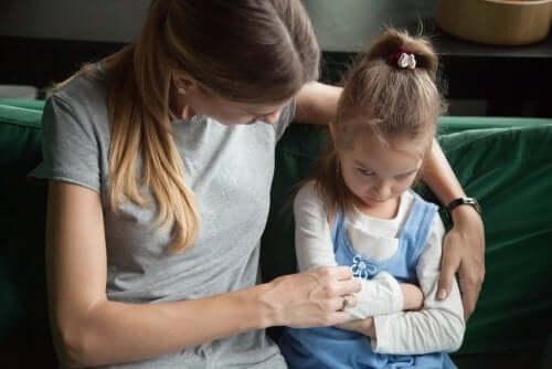 PERA Technique to Set Limits for Children