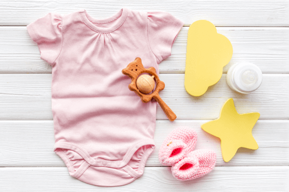 A Must-Have List of Baby Clothes