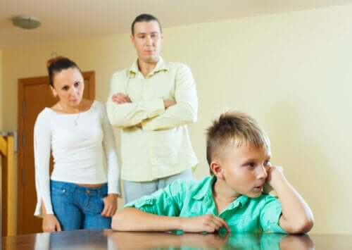 When Children Have to Pay for Their Parents' Frustrations