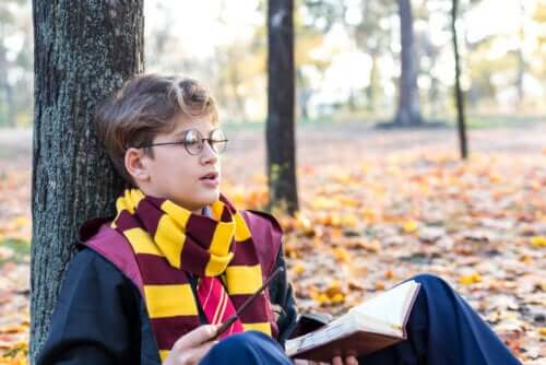 Celebrate Harry Potter Book Night at Home