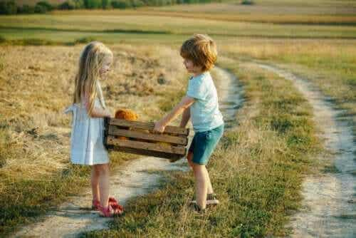 Teaching Children to Live in Harmony
