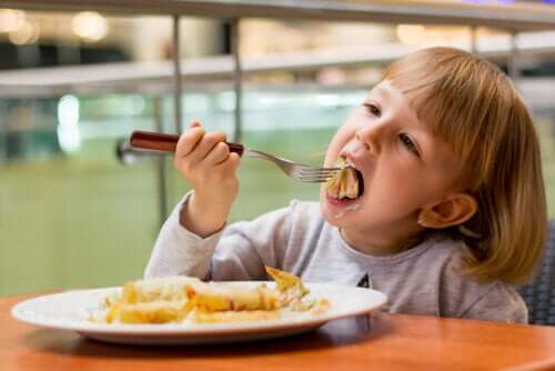 Why Get Children Used to Eating Like Adults?