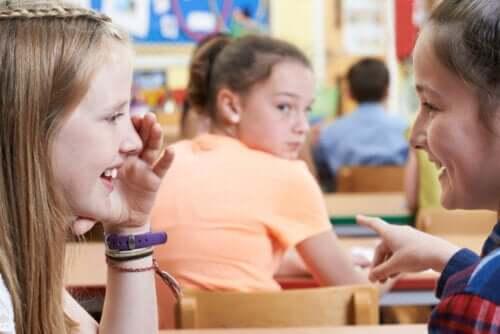 Common Characteristics of School Bullies