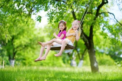 How Does Contact with Nature Affect Children?