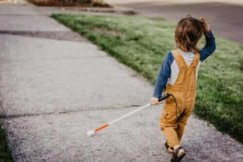 Activities for Children with Visual Impairment