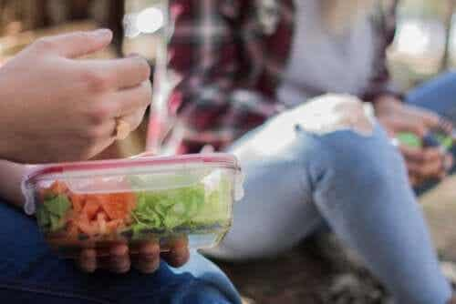 How to Prepare a Healthy Lunch Box