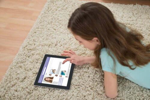 The Impact of Social Media on Children