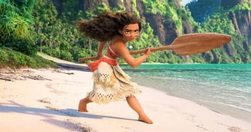 Disney Princesses Are Becoming More and More Warrior-like