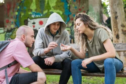 How Drugs Affect Cognitive Development in Teenagers