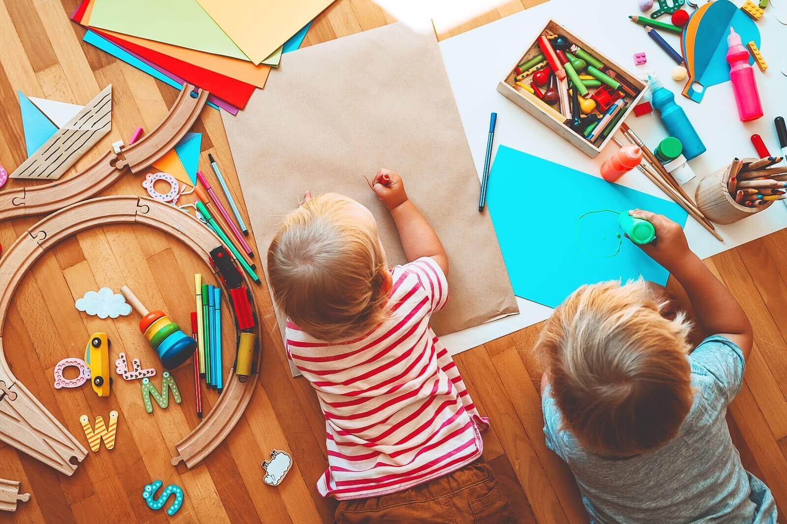 5 Tips to Promote Creativity in Children