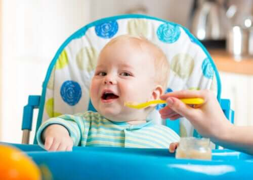 Introducing Babies to Solid Foods