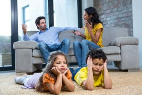 Different Types of Dysfunctional Families