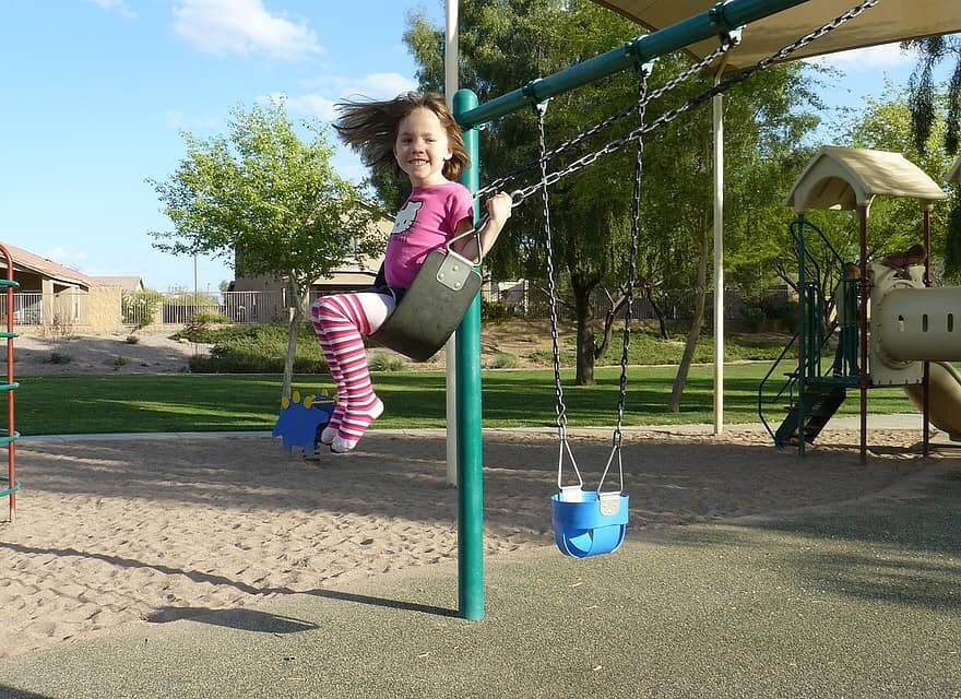 Risks in Playgrounds: Possible Benefits for a Child's Well-Being