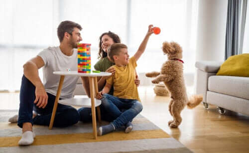 10 Benefits of Playing Family Games