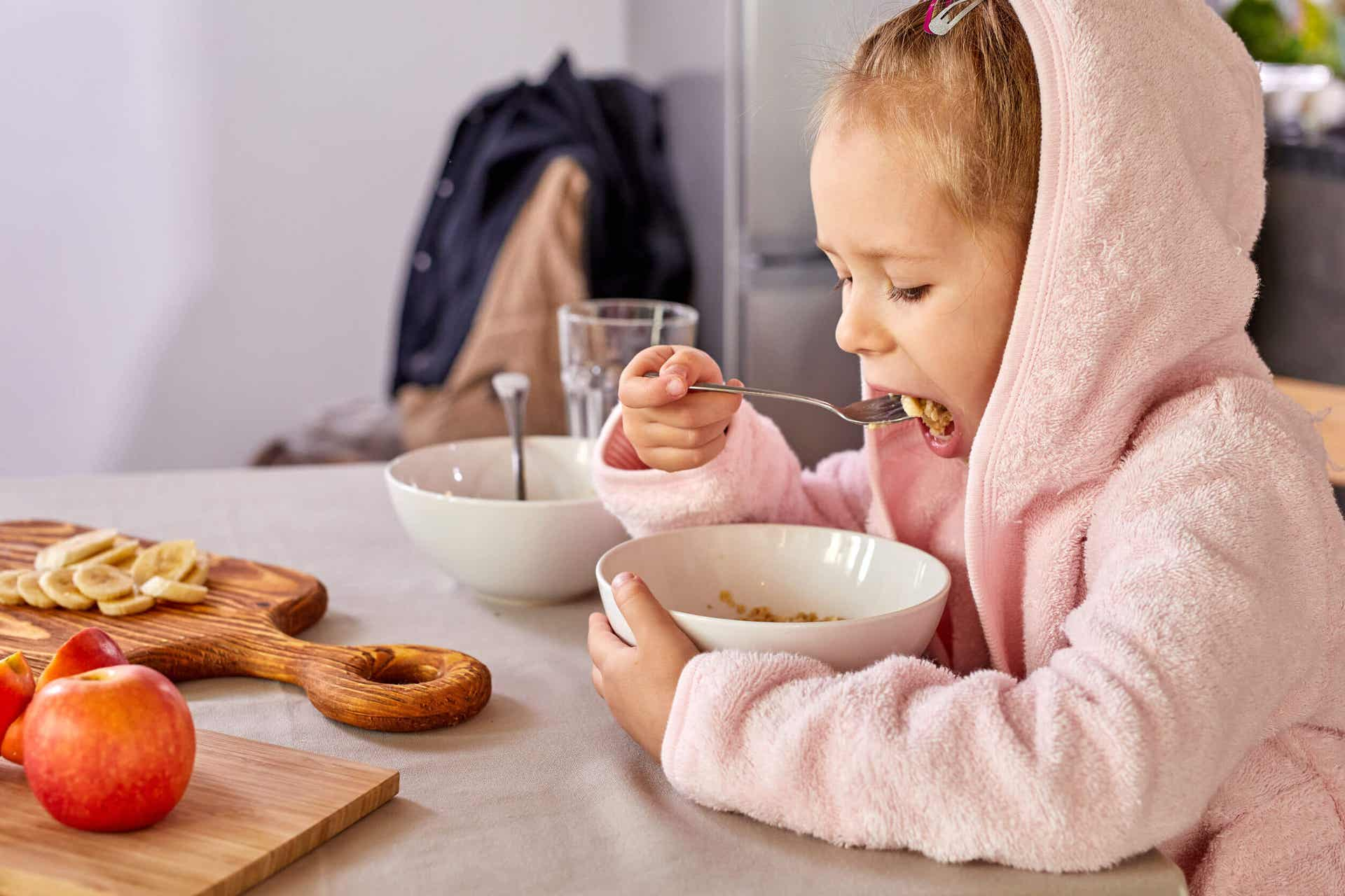 Afternoon Snacks for Children: Tips and Ideas