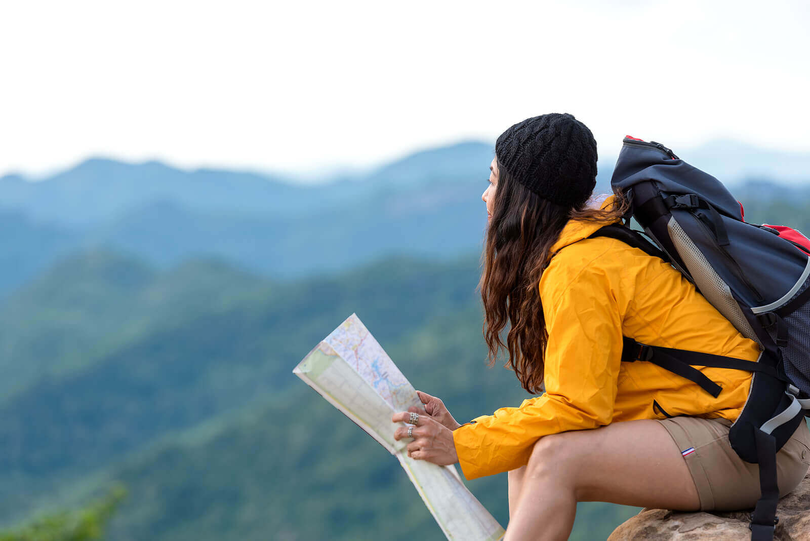 How to Prepare Your Backpack to Go Hiking