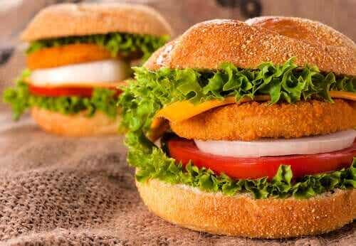 Healthy Burgers for the Whole Family