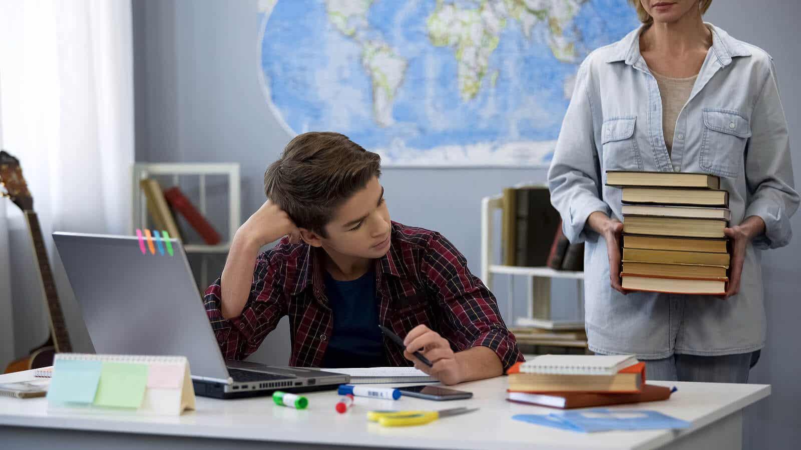 5 Mistakes Demanding Parents Make