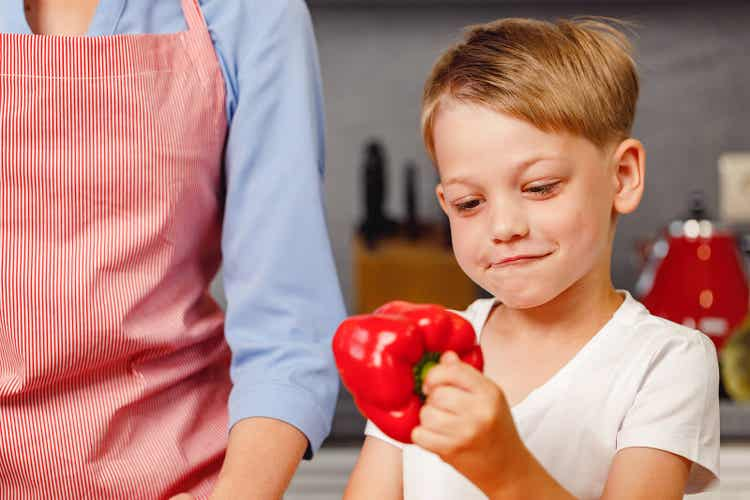 4 Foods that Boost Children's Immune Systems