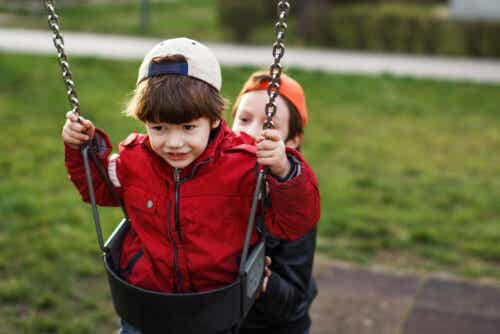The Need for Social Contact in Children