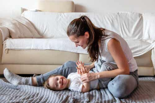 Early Stimulation for Children with Intellectual Disabilities