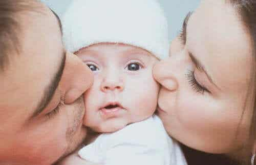 High Oxytocin Levels in Parents