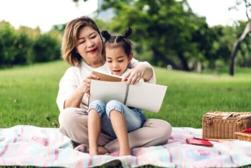 A Sensitive Mother Raising Sensitive Children