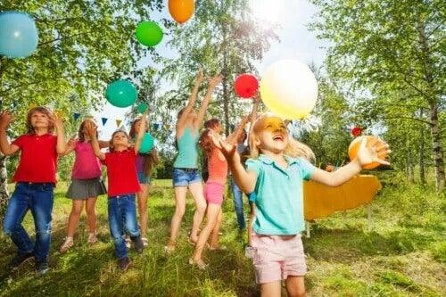 4 Outdoor Games to Liven Up Children's Parties