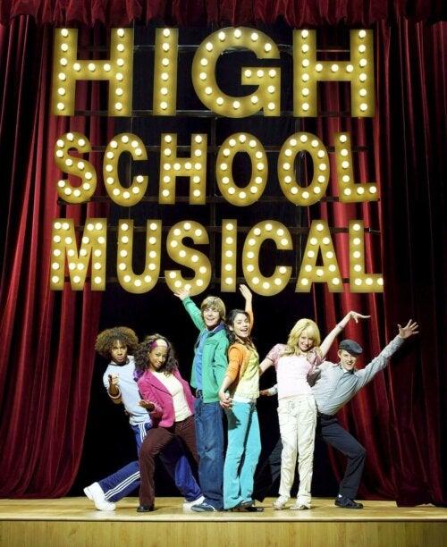 middelbare school musical