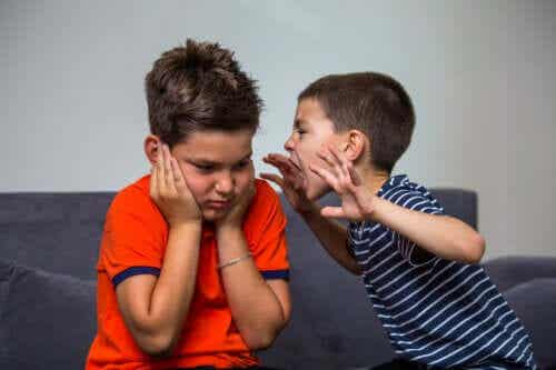 Aggressive Behavior in Young Children: How to Act?