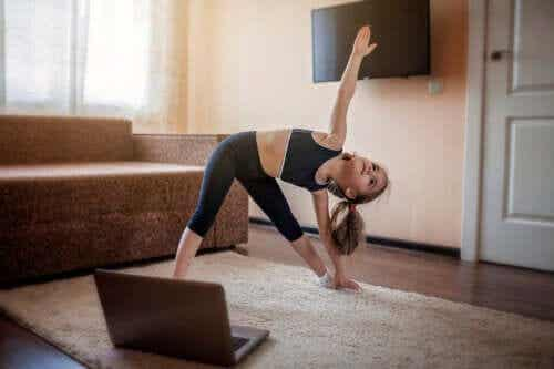 Exercise Apps for Kids to Use at Home